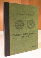 Library of Coins Vol.14 - STANDING LIBERTY QUARTERS 1916-1930