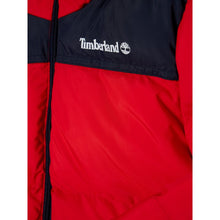 Afbeelding in Gallery-weergave laden, TIMBERLAND PUFFER JACKET RED