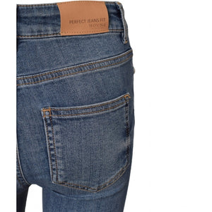 HOUND JEANS BOOTCUT DARK BLUE WASH