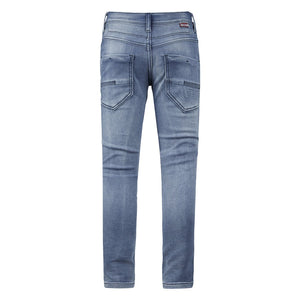 RETOUR JEANS LUIGI SKINNY LIGHT BLUE DENIM