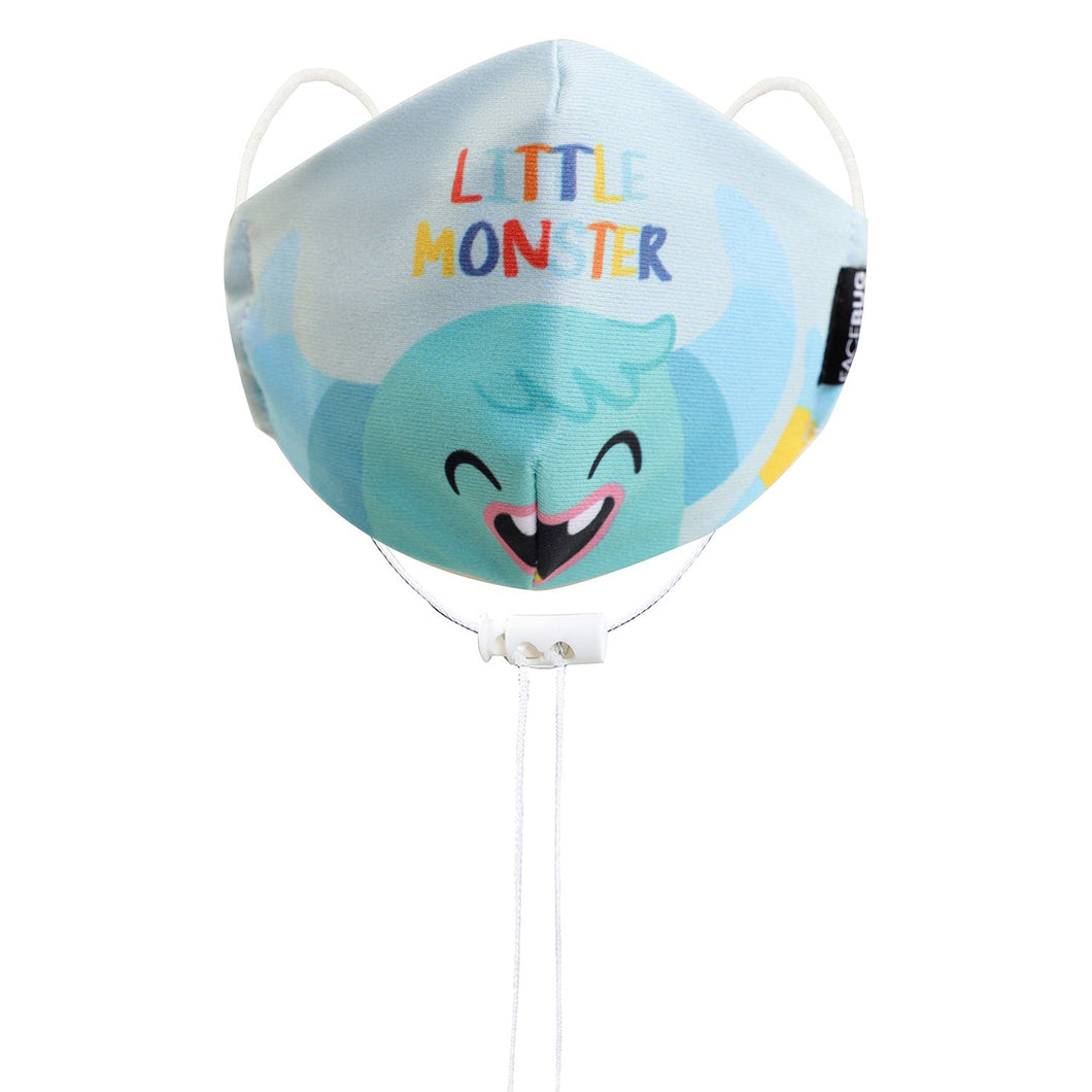 Kindermaske Little Monster