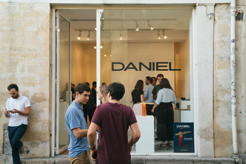 Pop-up store DANIEL édition Paris Design Week 2018