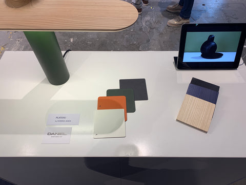 DANIEL édition at Ventura Future 2019 Fuorisalone