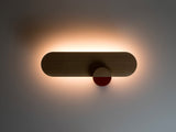 Plateau wall lamp
