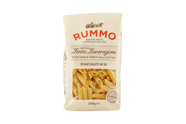 Penne Rigate, Rummo, 500g (5237384445997)