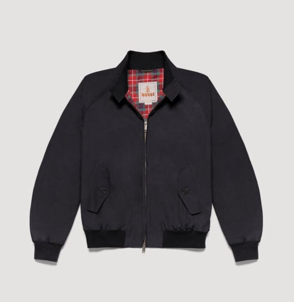Baracuta G9 Harrington Dark Navy jacket