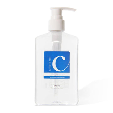 Clisen Hand Sanitizer GEL 75% Ethyl Solution (8 oz)