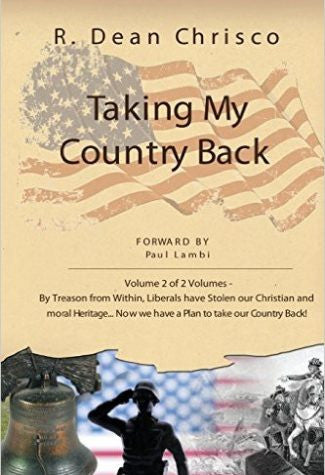 Taking My Country Back (Hard Cover)