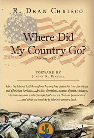 Where Did My Country Go? (Hard Cover)