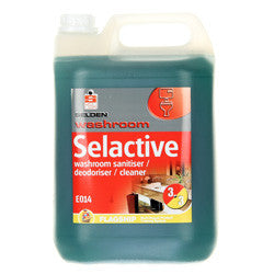 Selden Selactive Washroom Cleaner 5L - NCSONLINE