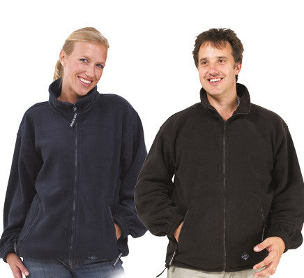 Heavyweight Fleece Jacket - NCSONLINE
