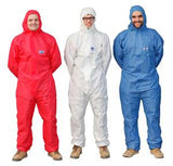 Disposable Coverall Type 5/6 - NCSONLINE