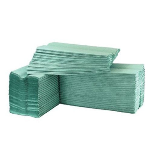 Z Fold Hand Towel 1 Ply Green x 3000