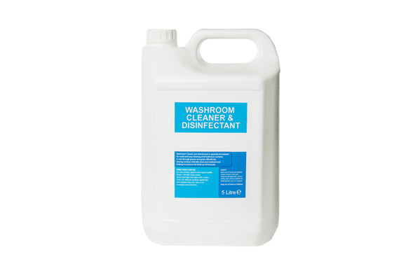 Washroom Cleaner and Disinfectant 5Ltr