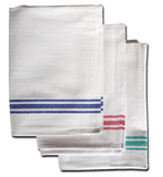 "White Cotton Tea Towel 19"" x 29"" Pack Of 10 - NCSONLINE"
