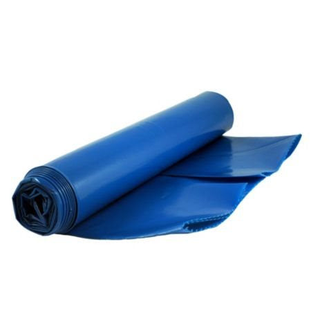 "Blue Heavy Duty Refuse Sack 18"" x 29"" x 39"" Box Of 200"