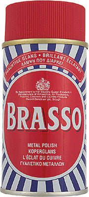 Brasso Liquid Metal Polish 175ml - NCSONLINE