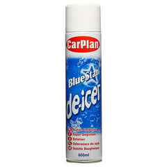 Car Plan Blue Star De-Icer 600ml