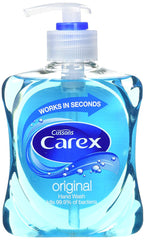 Carex Bactericidal Hand Soap 6 x 250ml