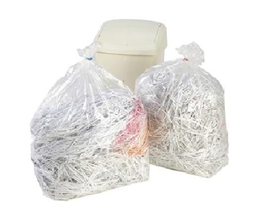 "Clear Heavy Duty Refuse Sack 18"" x 29"" x 39"" x 200 - NCSONLINE"