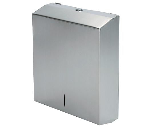 Hand Towel Dispenser Stainless Steel - NCSONLINE