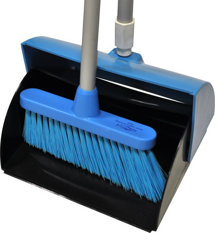 Hygienic Lobby Pan with Medium 252mm Angle Socket Broom