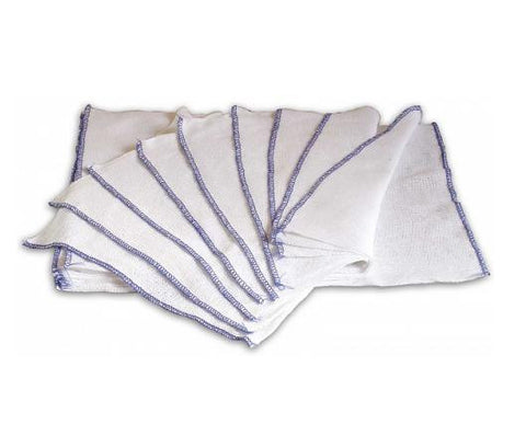 "Dish Cloth 16"" x 11"" Pack Of 10"