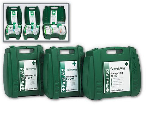First Aid Kit Standard 1 - 10 Persons