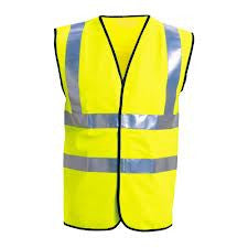 High Visibility Waistjacket