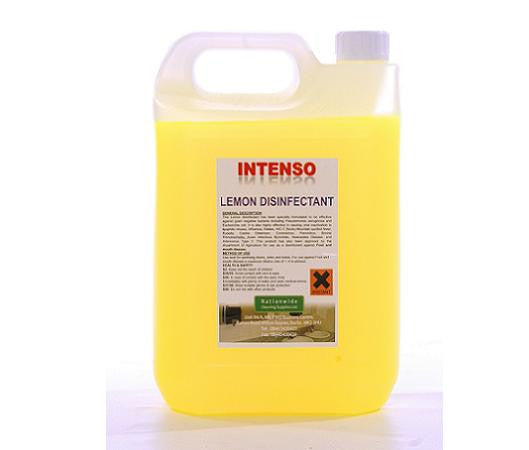 Lemon Disinfectant 5Ltr - NCSONLINE