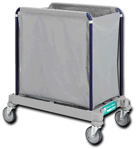 Housekeeping Storage Trolley 300L - NCSONLINE