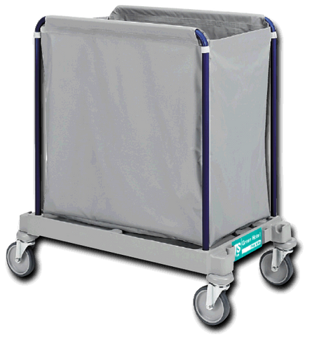 Housekeeping Storage Trolley 300L