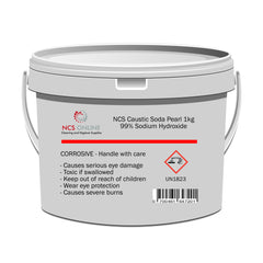 Caustic Soda Pearl Sodium Hydroxide 1kg
