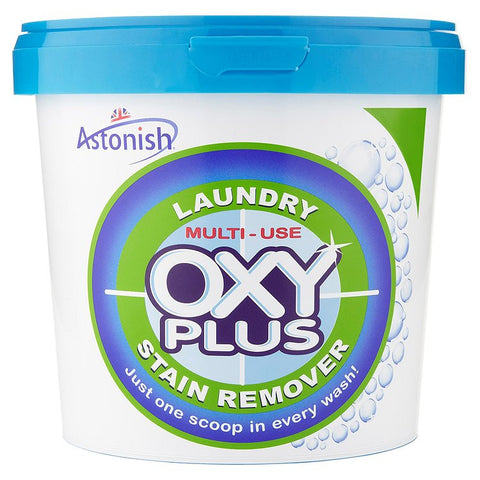 Astonish Oxy Plus Laundry Stain Remover 1kg
