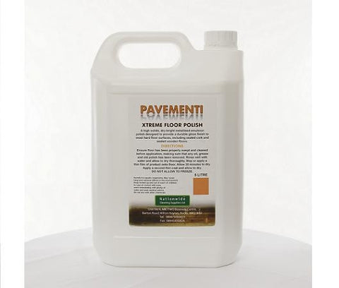 Floor Polish 5Ltr