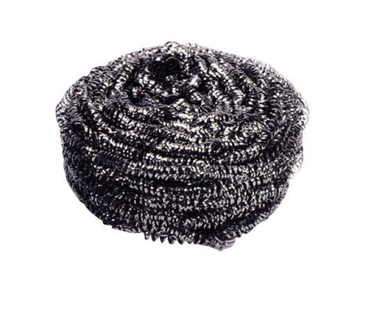 Stainless Steel Scourer 40g Pack Of 10 - NCSONLINE