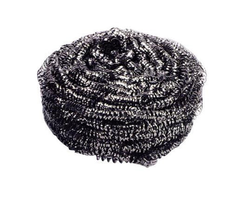 Stainless Steel Scourer 40g Pack Of 10