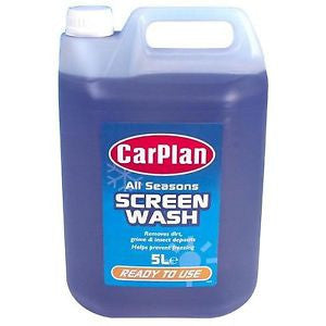 Screen Wash 5Ltrs