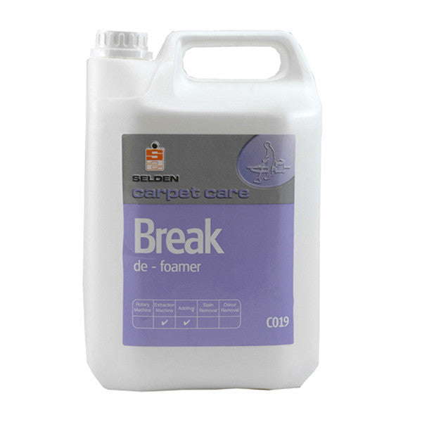 Selden Break Defoamer 5L - NCSONLINE