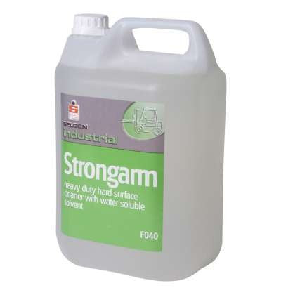 Selden Strongarm Hard Surface Cleaner 5L F040 - NCSONLINE