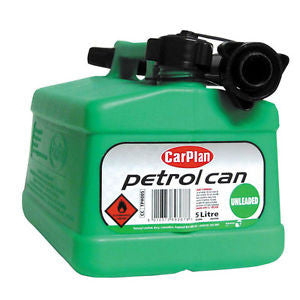 Car Plan Fuel Can 5Ltr