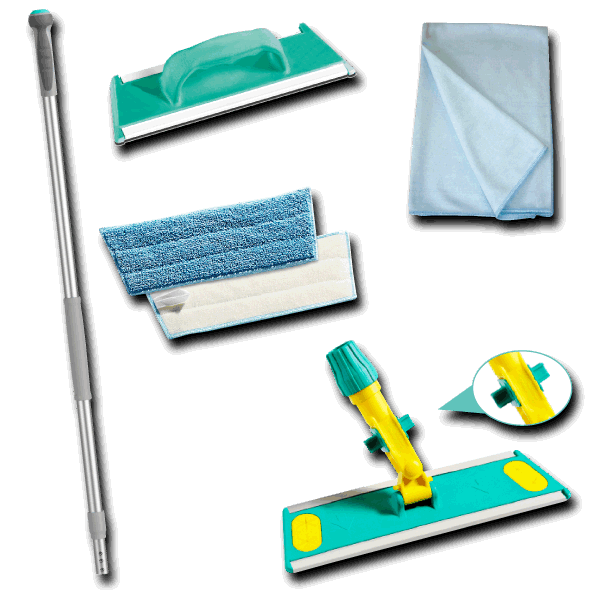 Glass Clean Kit - NCSONLINE - 1