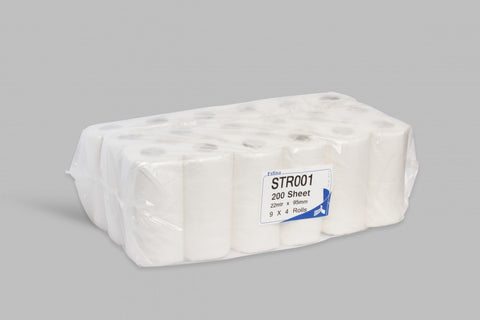 Conventional Toilet Roll 200 Sheet Pack Of 36 - Full Pallet