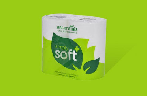 Conventional Toilet Roll 320 Sheet Pack Of 36