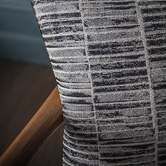 Monochrome Linear Cushion 45 X 45 - Decor Interiors -  House & Home