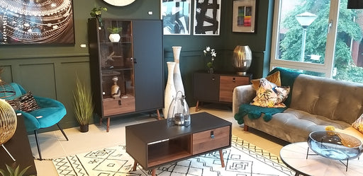 Stockholm Sideboard with 1 door + 2 Drawers - Decor Interiors -  House & Home