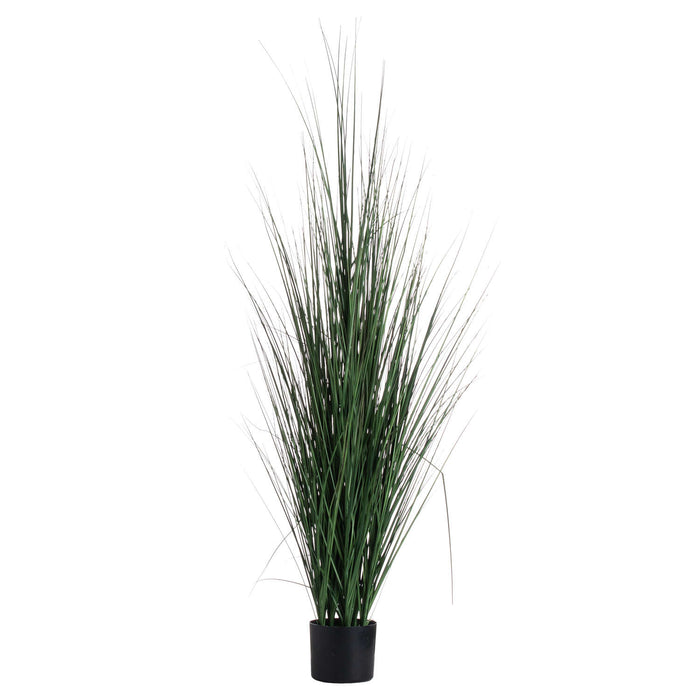 Large Faux Potted Grass