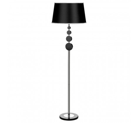 Elliptical Floor Lamp - Decor Interiors -  House & Home