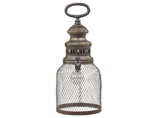 French Style Stable Lantern - Decor Interiors -  House & Home