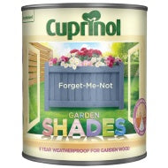Cuprinol Garden Shades - Forget me not - 1, 2.5 & 5 Litres - Decor Interiors -  House & Home